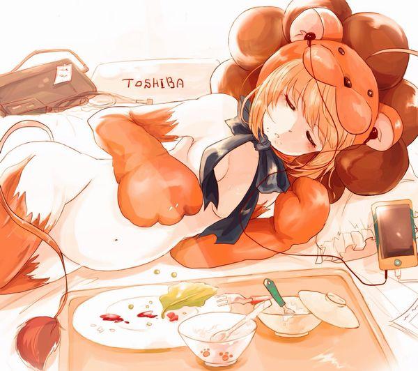 【ロリ】金髪幼女の二次エロ画像【29】