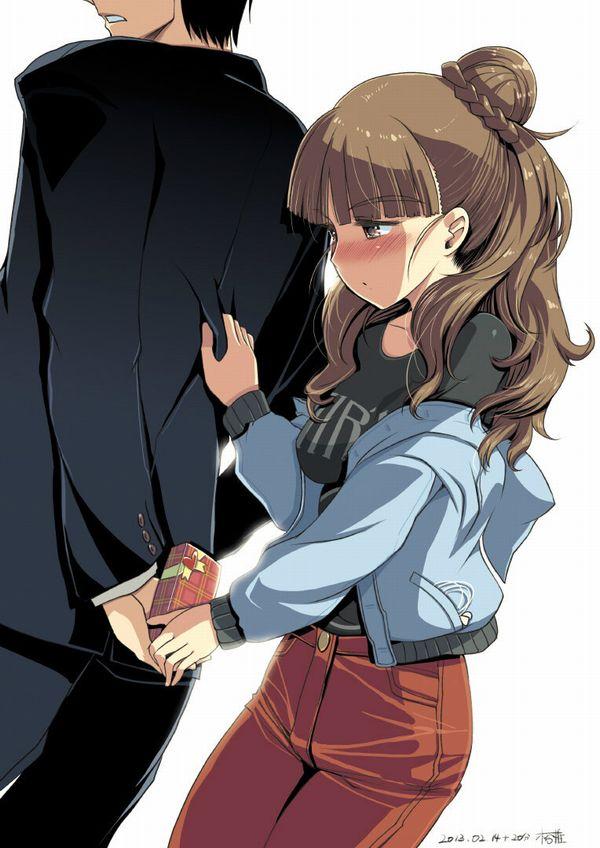 【アイドルマスター】神谷奈緒(かみやなお)のエロ画像【7】
