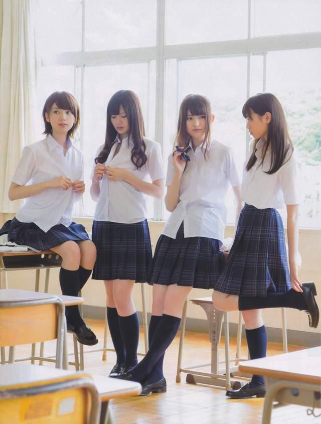 2ch「日本の女子高生の制服の歴史wwwwww」【台湾人の反応】