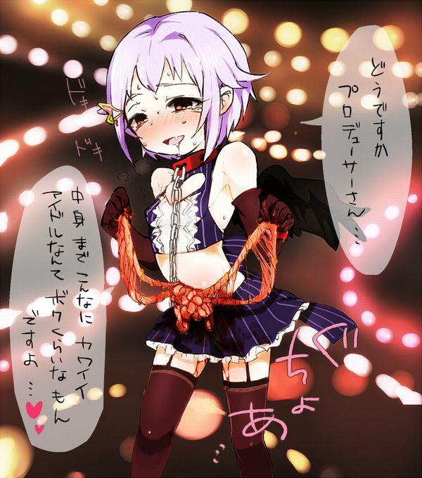 【アイドルマスター】輿水幸子(こしみずさちこ)のエロ画像【31】
