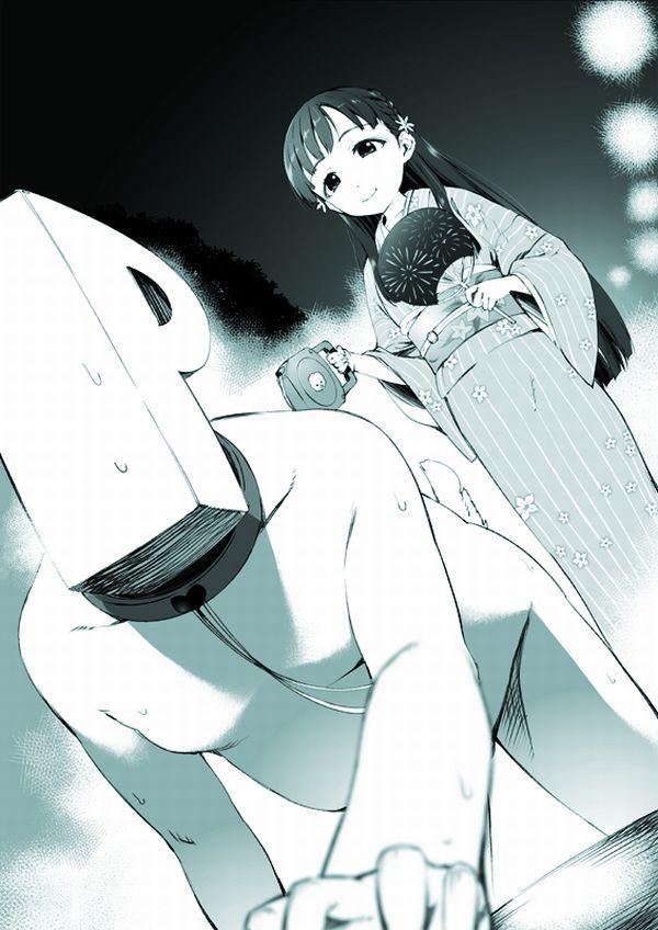 【アイドルマスター】小早川紗枝(こばやかわさえ)のエロ画像【21】