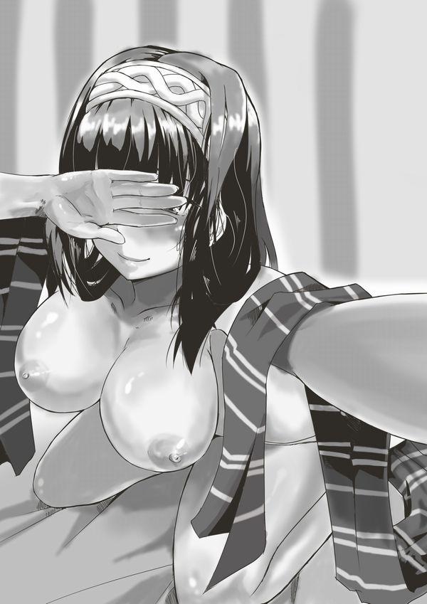 【アイドルマスター】鷺沢文香(さぎさわふみか)のエロ画像【9】