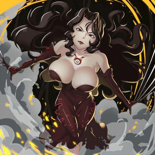 【鋼の錬金術師】登場キャラの中で一番エロいラストさんのエロ画像【5】