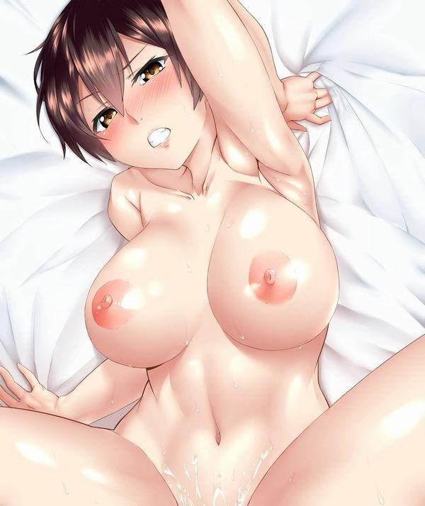 【生々しい】腋の描写が秀逸な二次エロ画像【35】