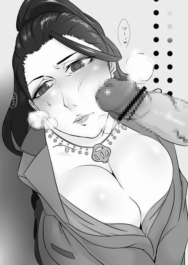 【アイドルマスター】美城常務(みしろじょうむ)のエロ画像