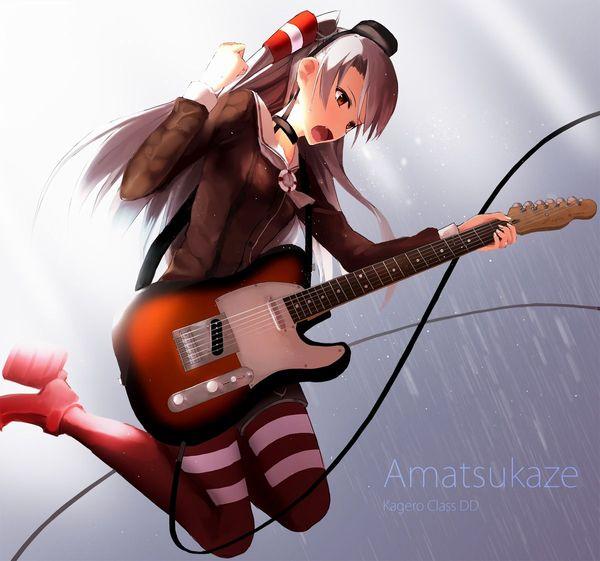 【Rock】ギター弾いてる女の子達の二次画像【9】
