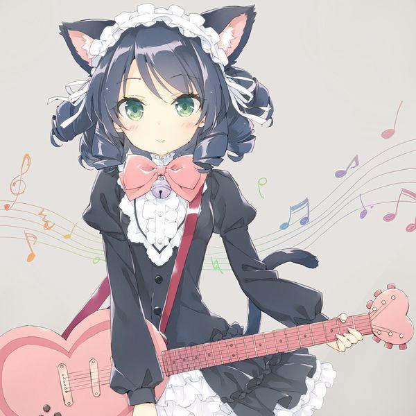 【Rock】ギター弾いてる女の子達の二次画像【18】