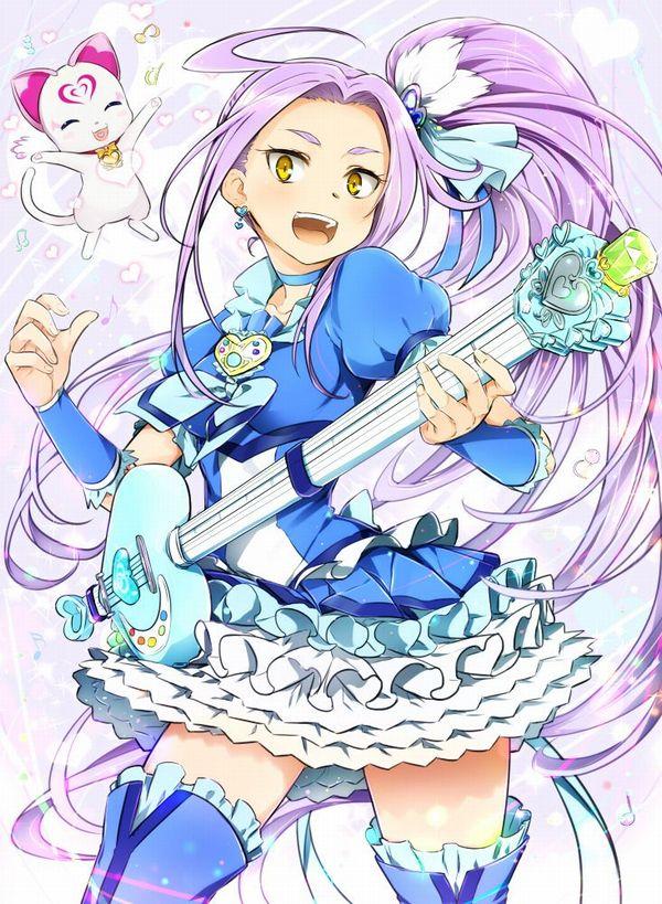 【Rock】ギター弾いてる女の子達の二次画像【23】