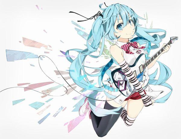 【Rock】ギター弾いてる女の子達の二次画像【31】