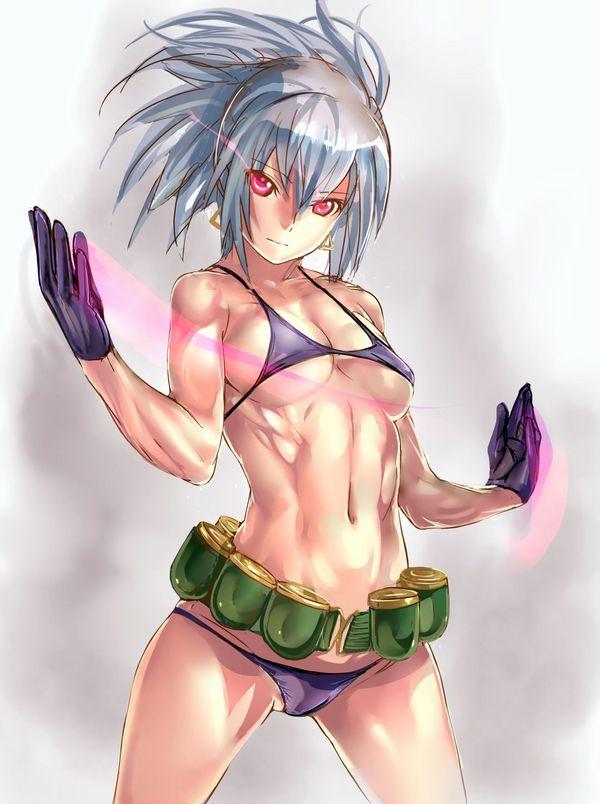 【強い(確信)】梶原さんに勝てそうな筋肉女子達の二次エロ画像【1】