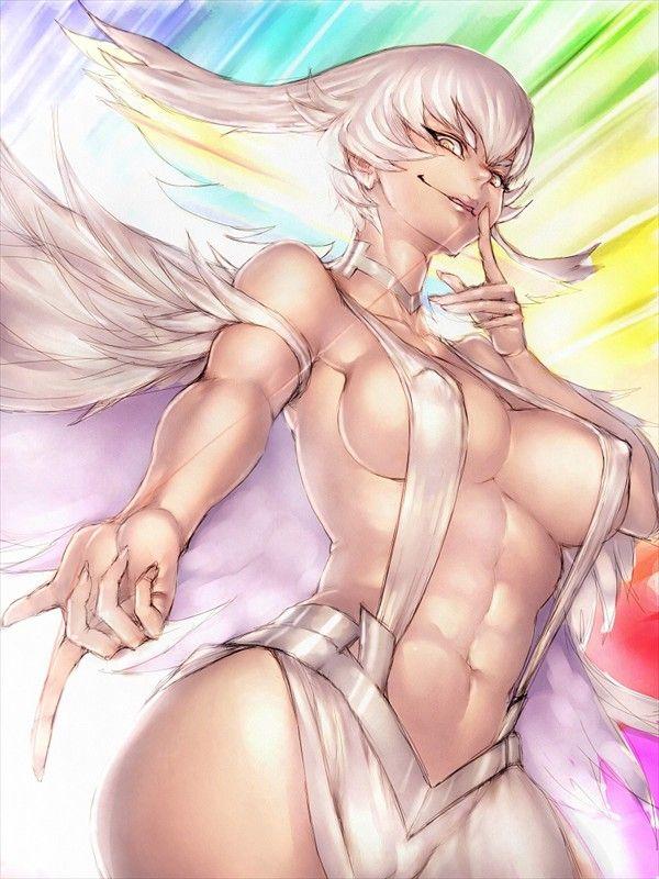 【強い(確信)】梶原さんに勝てそうな筋肉女子達の二次エロ画像【15】
