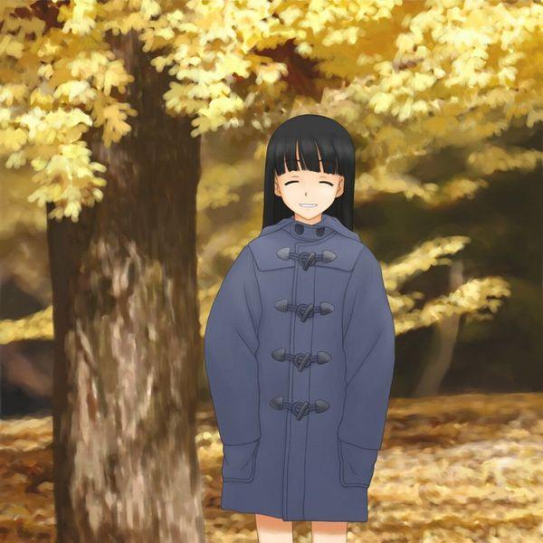 【紅葉】秋っぽい風景と美少女達の二次画像 【17】