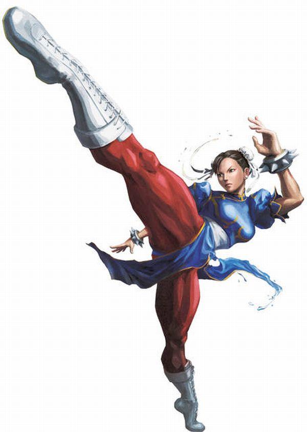【蹴り強そう】本当に「カモシカのような足」をした女の子達の二次エロ画像 【26】