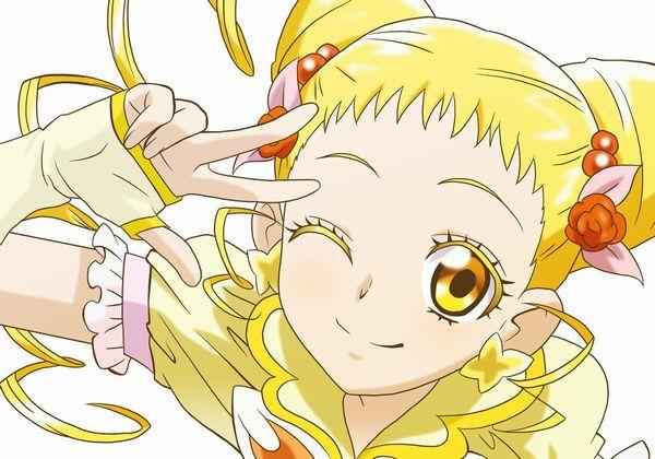 【Yes!プリキュア5】キュアレモネード・春日野うらら(かすがのうらら)のエロ画像 【16】