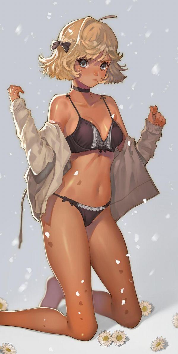 【頑張れガオラン】褐色娘の二次エロ画像 【5】