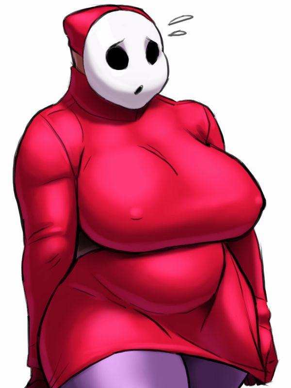 【豚】ぽちゃとかそんな言葉で誤魔化せない・・・デブの二次エロ画像 【34】