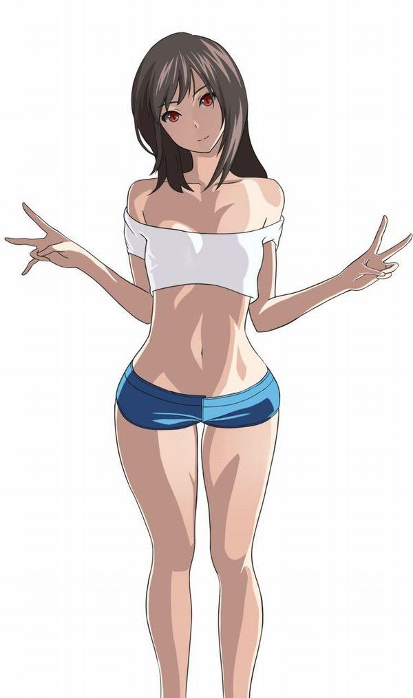 【ショートパンツ】生野陽子アナとは関係無い方のショーパン二次エロ画像 【32】