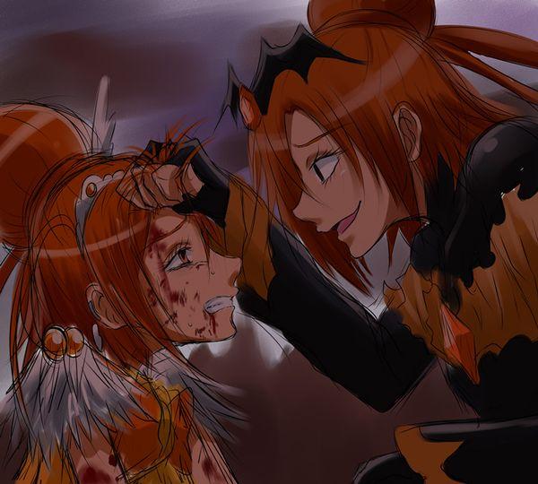 【スマイルプリキュア!】バッドエンドプリキュアのエロ画像