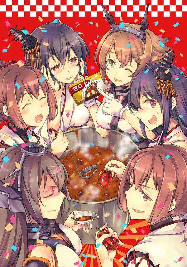 【料理は愛情】料理を作っている最中な女の子達の二次画像 【16】