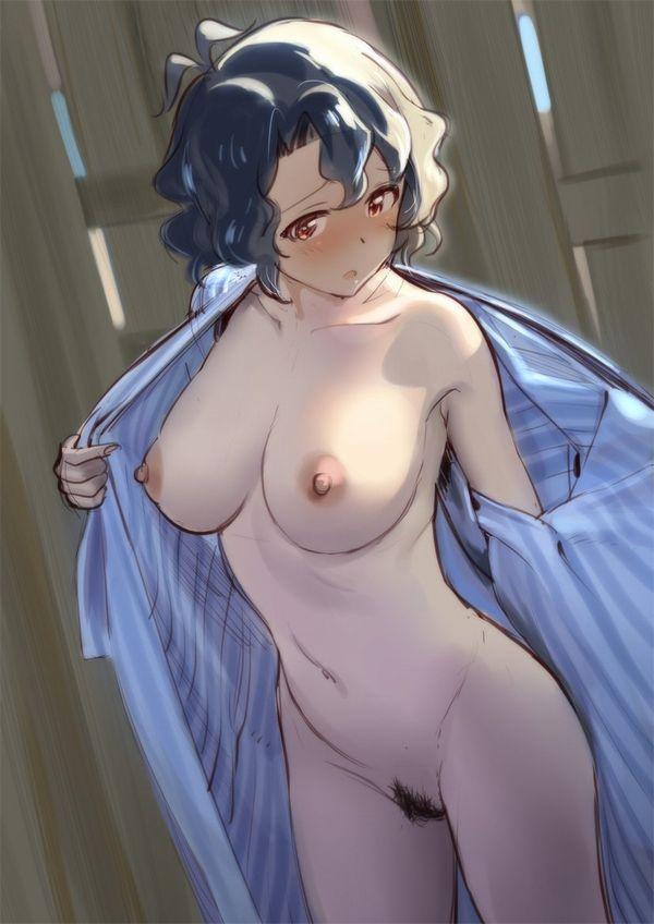 【未処理】陰毛描写が生々しくてそそる二次エロ画像 【31】