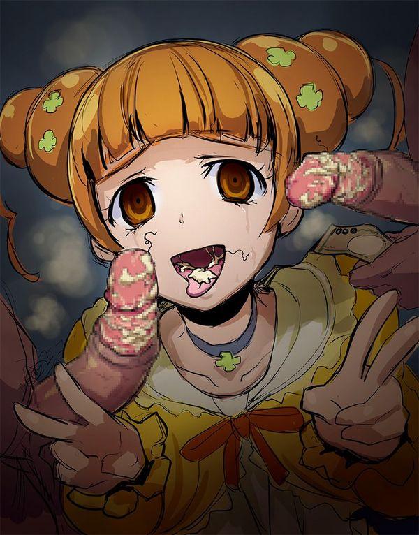 【ドキドキ!プリキュア】キュアロゼッタ・四葉ありす(よつばありす)のエロ画像 【22】