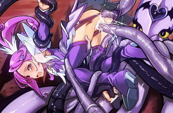【ドキドキ!プリキュア】キュアソード・剣崎真琴(けんざきまこと)のエロ画像 【7】