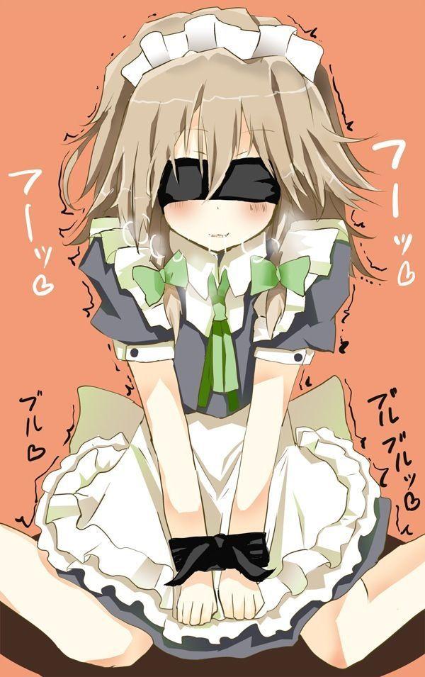 【発情】「フーッ!フーッ!」って言ってる二次エロ画像【我慢】 【17】