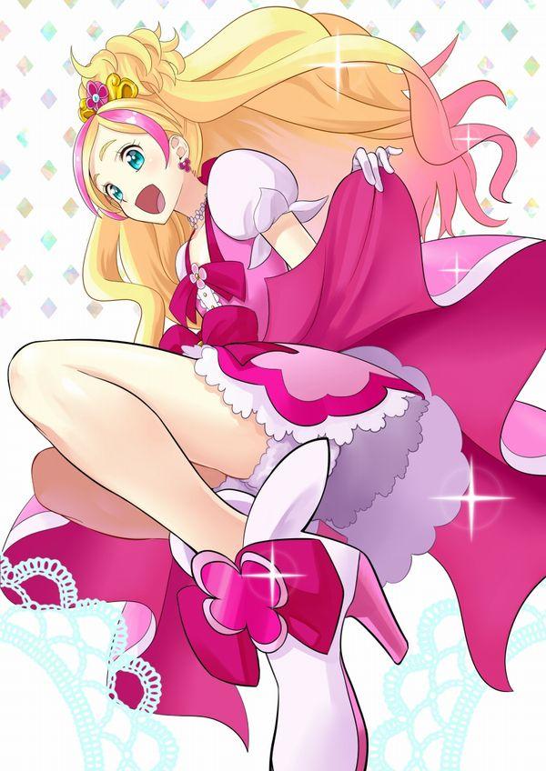 【Go!プリンセスプリキュア】キュアフローラ・春野はるか(はるのはるか)のエロ画像 【9】