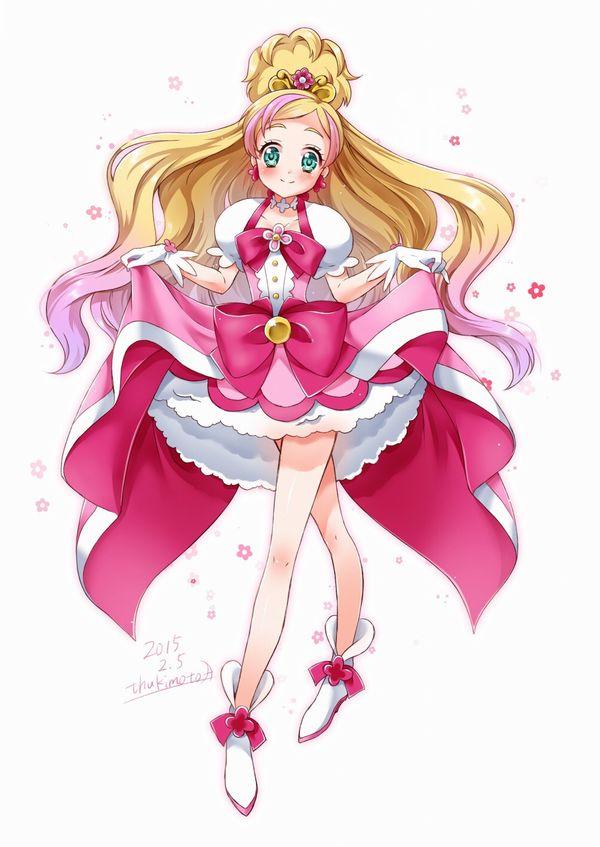 【Go!プリンセスプリキュア】キュアフローラ・春野はるか(はるのはるか)のエロ画像 【29】