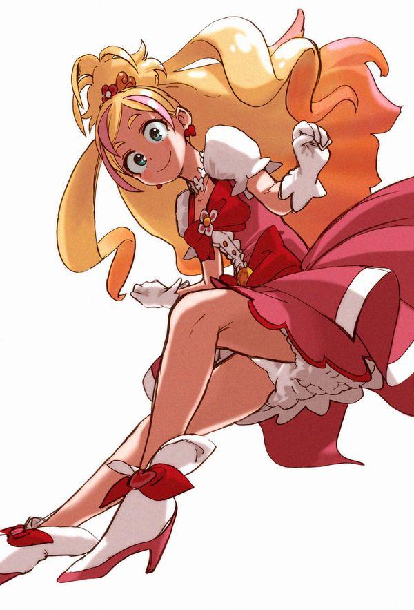 【Go!プリンセスプリキュア】キュアフローラ・春野はるか(はるのはるか)のエロ画像 【45】