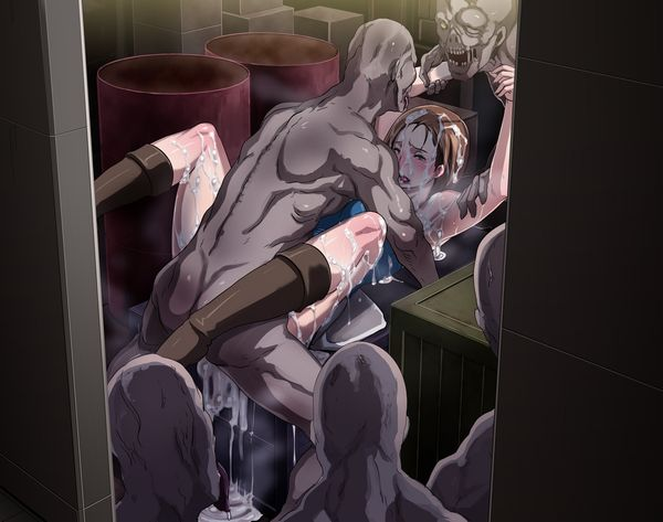 【病気が心配】ゾンビとセックスしてる二次エロ画像 【5】