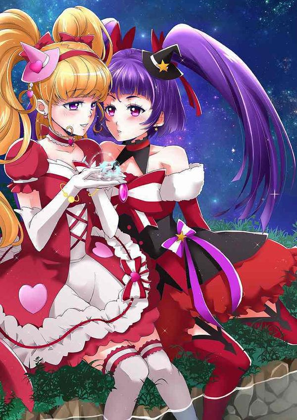 【魔法つかいプリキュア!】キュアマジカル・十六夜リコ(いざよいリコ)のエロ画像 【17】