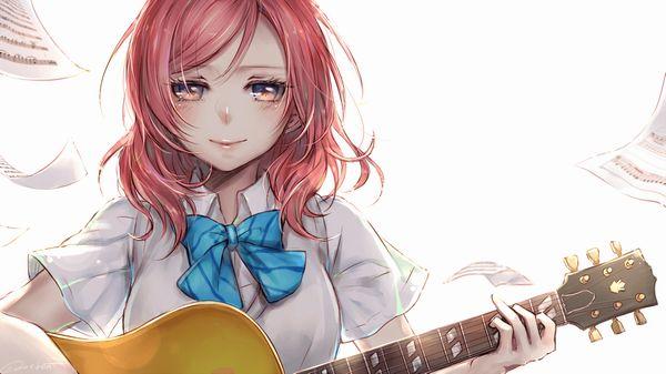 【ノリアキisリアル】ギターと女の子の二次画像 【18】