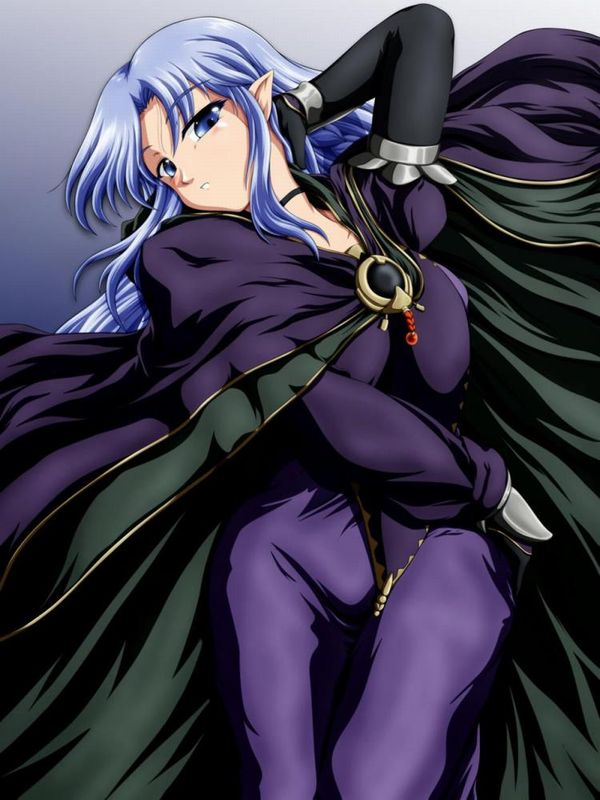 【Fate/stay night】キャスターのエロ画像 【4】