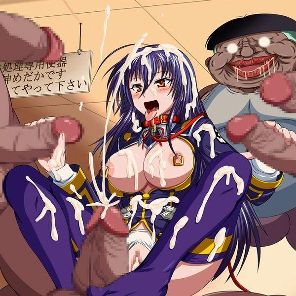 【キモ男】体重3ケタ確実にありそうなデブ男に犯されてる少女達の二次エロ画像 【7】