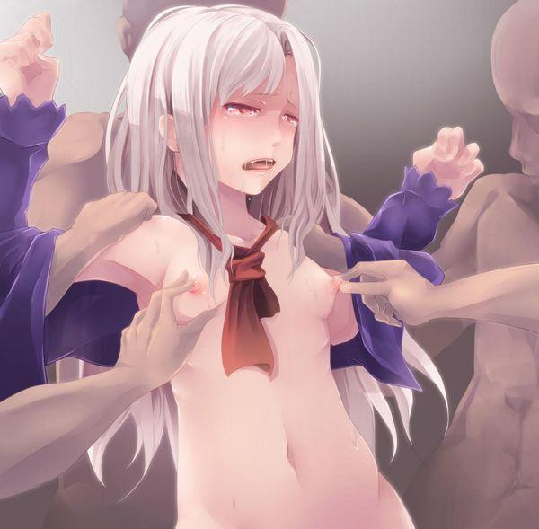 【Fate/stay night】イリヤスフィール・フォン・アインツベルンのエロ画像