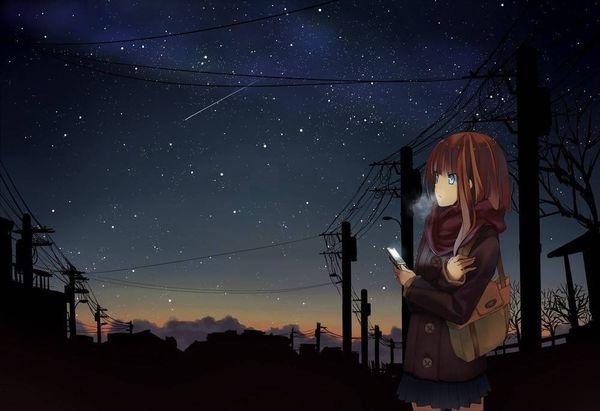 【防寒はバッチリ】冬に登下校する女子高生達の二次画像 【21】
