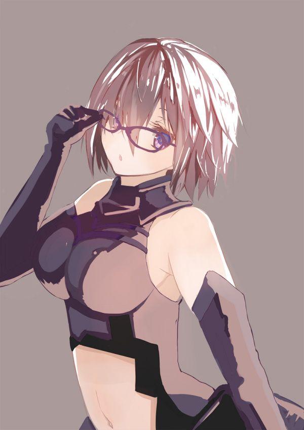 【Fate/Grand Order】マシュ・キリエライトのエロ画像 【13】