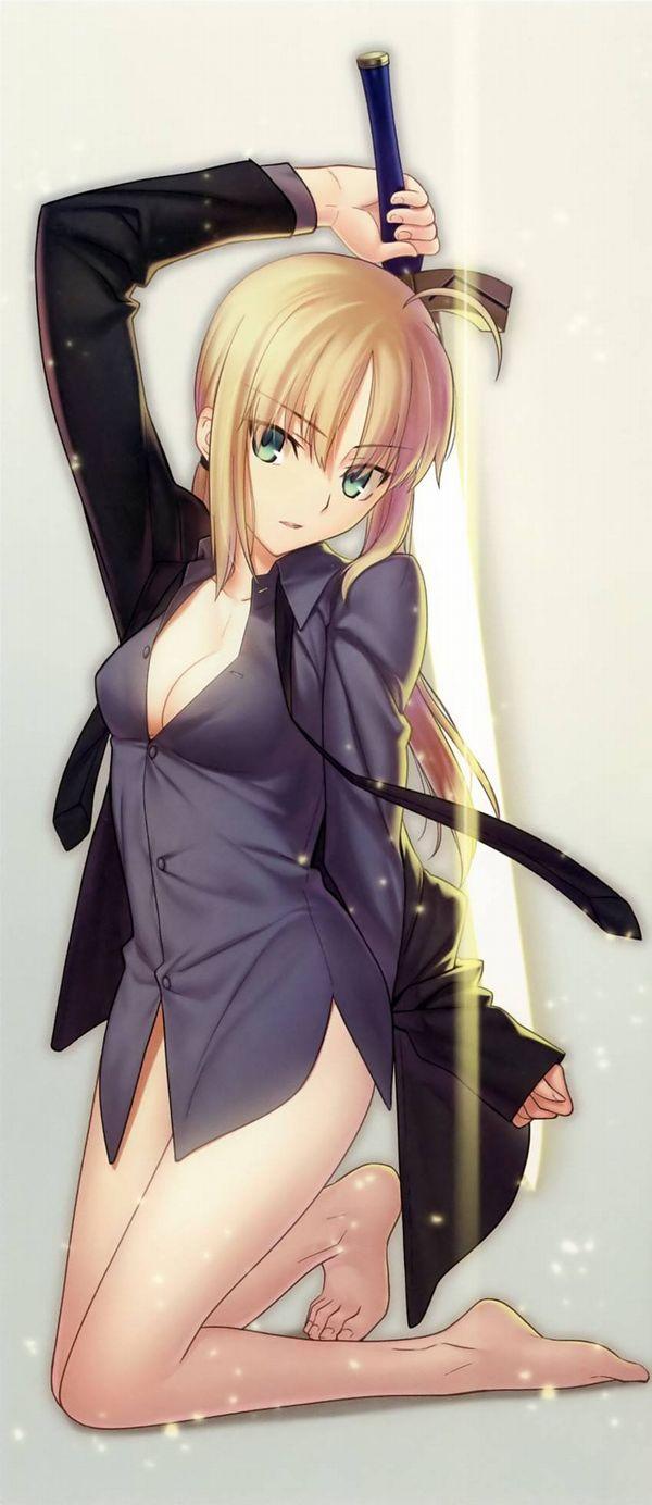 【Fate/Grand Order】アルトリア・ペンドラゴン(セイバー)のエロ画像 【11】