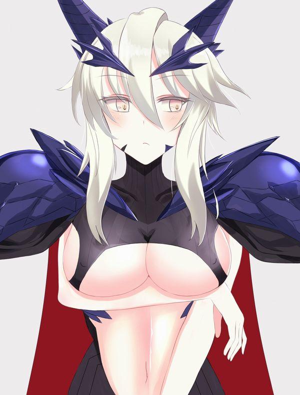 【Fate/Grand Order】アルトリア・ペンドラゴン(セイバー)のエロ画像 【40】