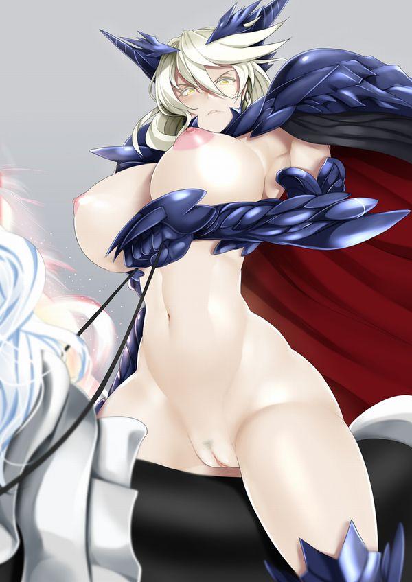 【Fate/Grand Order】アルトリア・ペンドラゴン(セイバー)のエロ画像 【46】
