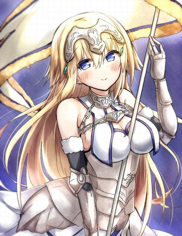 【Fate/Grand Order】ジャンヌ・ダルク(ルーラー)のエロ画像 【38】