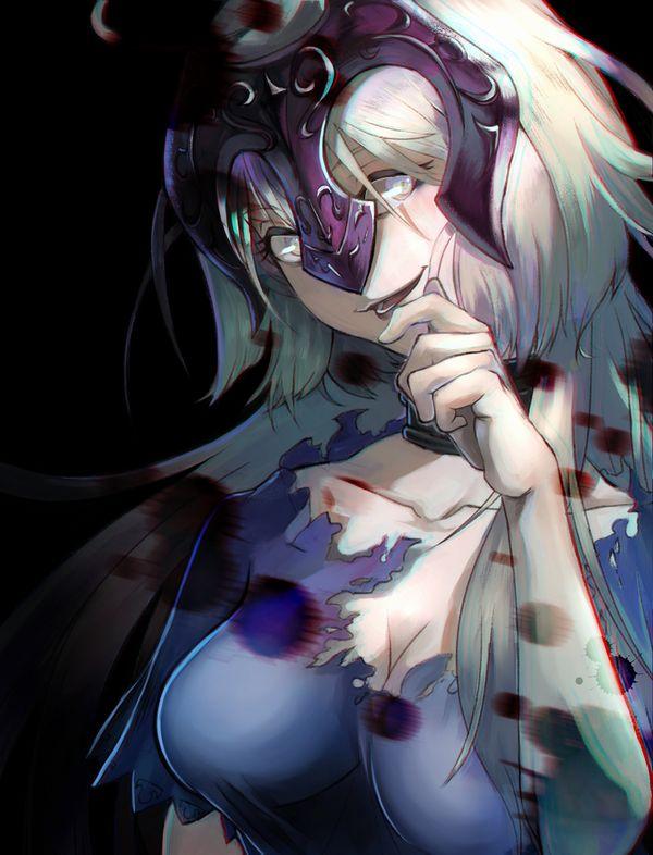 【Fate/Grand Order】ジャンヌ・オルタのエロ画像 【7】