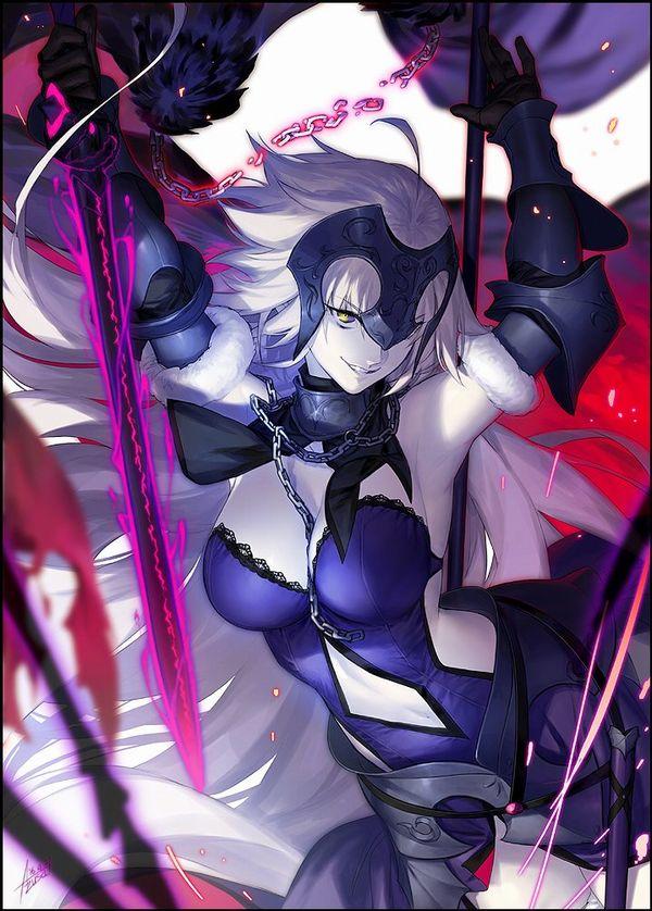 【Fate/Grand Order】ジャンヌ・オルタのエロ画像 【10】