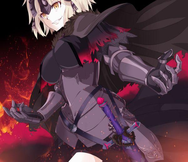 【Fate/Grand Order】ジャンヌ・オルタのエロ画像 【14】
