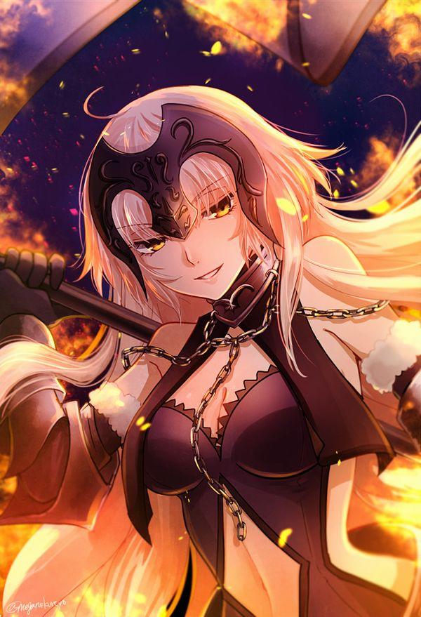 【Fate/Grand Order】ジャンヌ・オルタのエロ画像 【15】