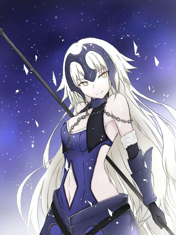 【Fate/Grand Order】ジャンヌ・オルタのエロ画像 【20】