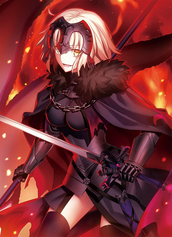 【Fate/Grand Order】ジャンヌ・オルタのエロ画像 【25】