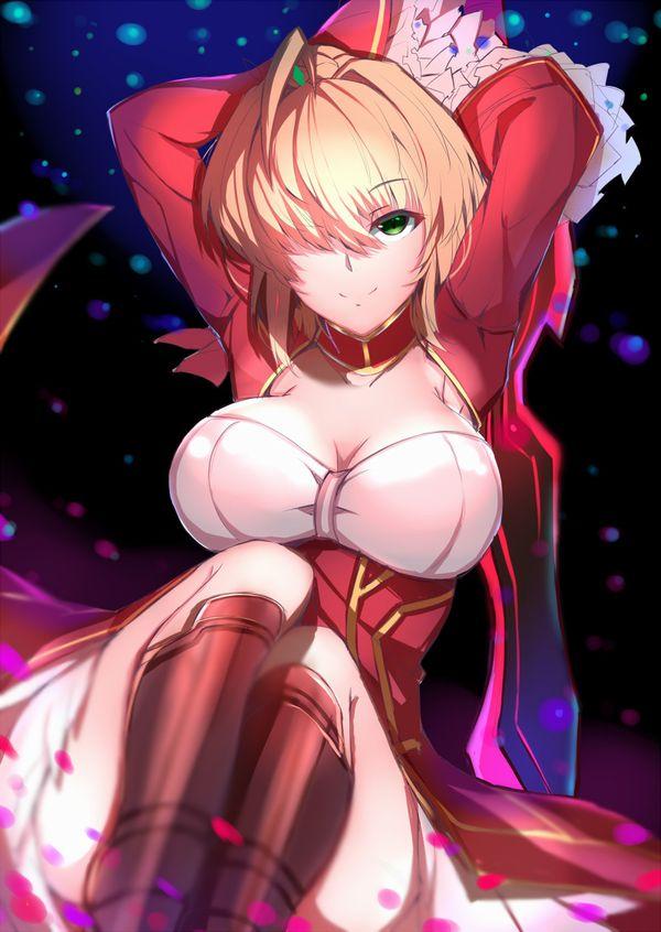 【Fate/Grand Order】ネロ・クラウディウス(赤セイバー)のエロ画像 【44】