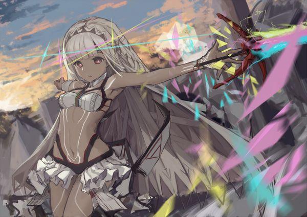 【Fate/Grand Order】アルテラのエロ画像 【20】